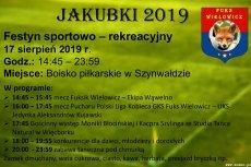 Jakubki 2019 w Szynwałdzie