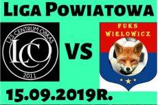Niedzielne mecze Fuks Wielowicz