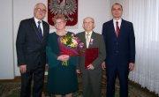 Złote Gody Państwa Bolesława i Heleny Radowskich