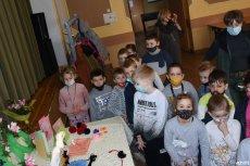 Wystawa świąteczno-wiosenna w Sośnie