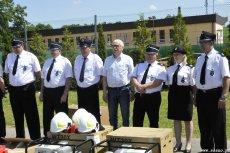 Nowoczesne służby ratownicze – zakup sprzętu dla jednostek Ochotniczych Straży Pożarnych z terenu Gminy Sośno