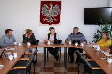 Wspólne posiedzenie Komisji Oświaty i Rewizyjnej - kwiecień 2019