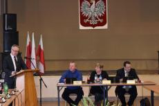IV sesja Rady Gminy Sośno VIII kadencji