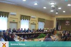 VIII sesja Rady Gminy Sośno 30.05.2019