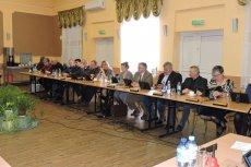XIII sesja Rady Gminy Sośno VIII kadencji