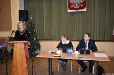 XIV sesja Rady Gminy Sośno VIII kadencji