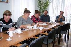 Spotkanie Wójta z sołtysami z dnia 5 lutego 2019 r.