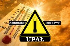 Ostrzeżenie meteorologiczne Nr 35/2020 - Upał