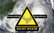 Ostrzeżenie meteorologiczne Nr 44/2019 - silny wiatr